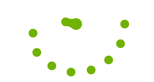 """Create a """"gooey effect"""" during transitions in d3 js 
